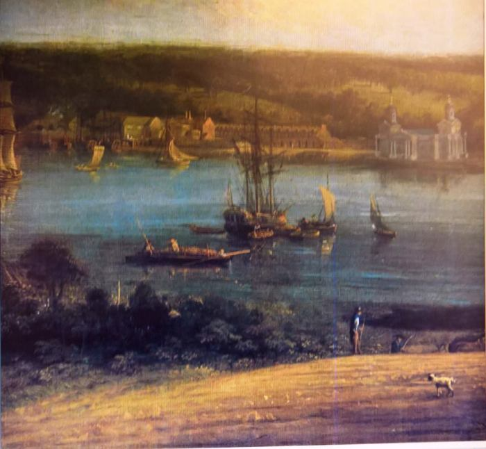 1740-painting-of-the-towers-from-branthem